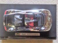 Revell Audi Avus Quattro 1:18 In Silver