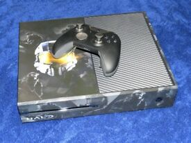 Xbox One Console - 5 Games and Elite controller
