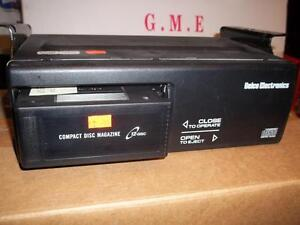 CD changer corvette