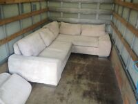 Corner sofa bed, West Bromwich, can deliver.