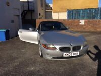 BMW Z4 Beautiful Car looking for a new home