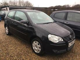 VW POLO 1.2S 3DR 2006 ULTRA LOW MILEAGE FULL SERVICE HISTORY