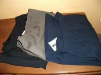 3 pairs of brand new ladies trousers