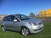 Ford Fiesta 1.2 petrol 2006 LOW MILES