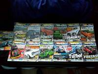 Classic Ford Magazines 2011