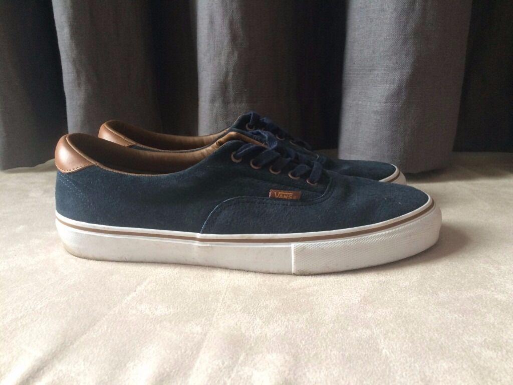 Skate shoes edinburgh - Vans Anti Hero Skate Shoes Navy Uk11