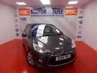 Citroen DS3 DSTYLE(AUTOMATIC)FREE MOT'S AS LONG AS YOU OWN THE CAR!!! (grey) 2014