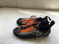 Climbing shoes women's size UK 6