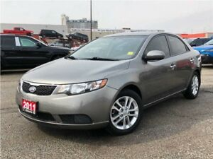 2011 Kia Forte EX**BLUETOOTH**HEATED SEATS**AUTOMATIC**