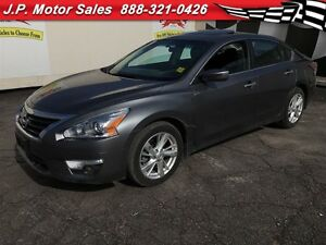 2015 Nissan Altima 2.5 SV, Automatic, Sunroof, Back Up Camera