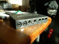 Saffire 6 USB Audio Interface