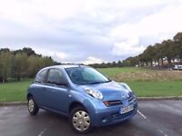 2009/59 NISSAN MICRA VISIA 1.2 PETROL, MANUAL, 3-DR **GENUINE 22,000 MILES WITH FULL SERVICE HISTORY