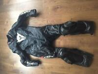 Dainese one piece leathers