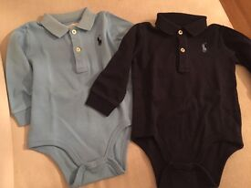 Ralph Lauren 6month baby clothes