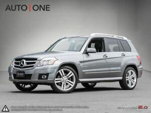 2010 Mercedes-Benz GLK-Class GLK350 | 4MATIC | LOW KILOMETERS