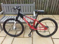 Apollo Phase Mountain Bike for Sale hardly used