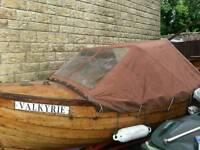 Orkney fishing boat classic 16 feet