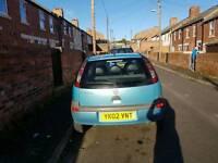 Vauxhall corsa gls