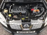 2009 Nissan Qashqai 2.0 Acenta CVT 5dr Automatic @07445775115