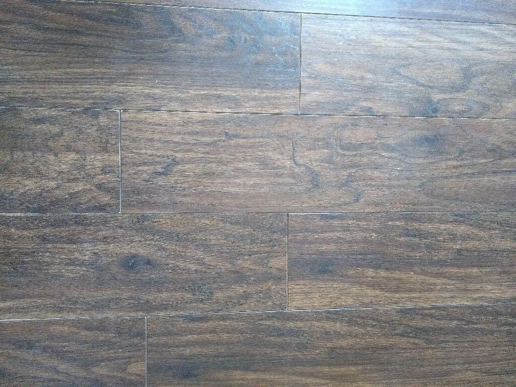 Dark Wood Laminate Floor