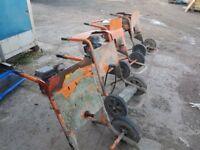 Bella cement mixers