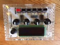 Mutable Instruments Shruthi, as new condition, digitial with analogue filter
