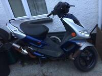 2005 Peugeot Speedfight 50cc spares or repair