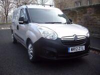 VAUXHALL COMBO LWB 2012 --£3995+VAT