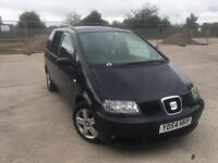 Seat Alhambra 1.9 TDi Diesel Automatic 1 year MOT drives well