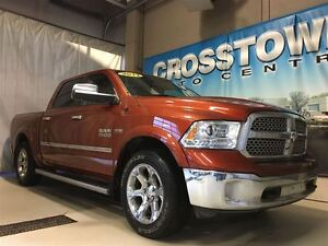 2013 Ram 1500 Laramie 4X4 5.7L V8 Hemi 6 Speed Auto | Heated Sea