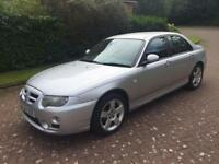 MG ZT 120bhp 54reg low mileage 78k mot April