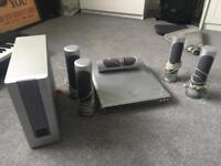 Philips LX 3700D DVD/CD 5:1 Surround System
