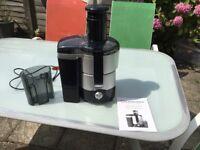 Cookworks signature juicer