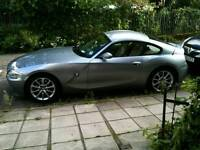 BMW Z4 COUPE SiSE 3 litre 51k miles