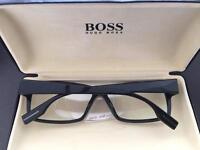 Hugo Boss glasses - new and no prescription lenses