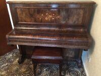Archibald Ramsden piano