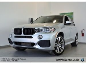 2017 BMW X5 xDrive35i, Groupe M Sport, Apple Carplay