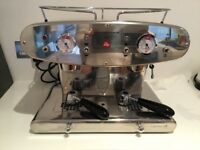 Illy Iperespresso Capsule Duel Coffee Machine Excellent Condition