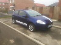 2008 fiat grande punto 1.2 very cheap insurance ideal first car £825