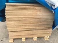 👑Hardwood Exterior Plywood • 8x4 Sheets • Wooden