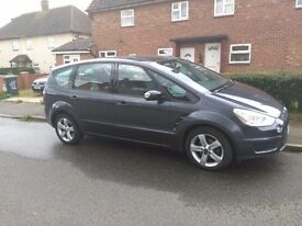 Ford smax 2.0 tdci 7 seater family car