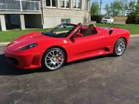2009 Ferrari 430 Spider F1 CANADIENNE