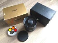 Sigma 600mm mirror lens - Canon/Pentax