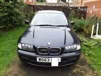 BMW 3 series for sail £450 NOW £350 No offers