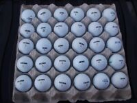 20 ultra golf balls good condition £3.80