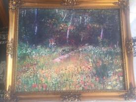 Forest Vincent Van Gogh 1853-1890