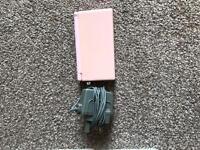 Pink Nintendo DS Lite + 7 games!!