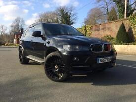 BMW X5 3.0D FULL BODY KIT 7 SETRE