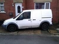 Transit connect 56 plate £1200 or swap for bigger van