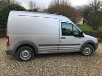 FORD TRANSIT CONNECT HIGH TOP. REPLACEMENT ENGINE. PLY LINED.MUST BE VIEWED!